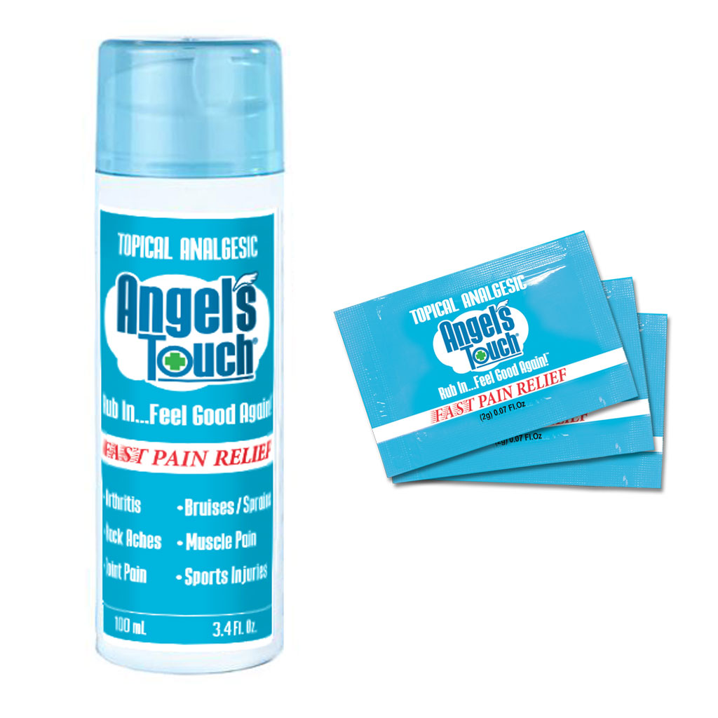 3.4 fl. oz. & Travel Pack (20)